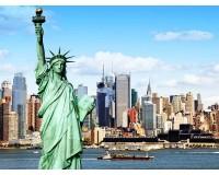 New York+West Point/Woodbury Outlet+Philadelphia+Washington D.C.+Niagara Falls+Boston+Rhode Island 8-Day Tour