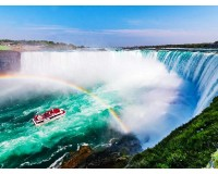 New York+Finger Lakes Region+Niagara Falls+Washington D.C. 5-Day Tour