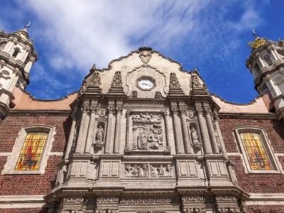 【墨城風情一日遊A】 瓜達盧佩聖母大教堂+日月金字塔+墨西哥城城市遊+龍舌蘭博物館