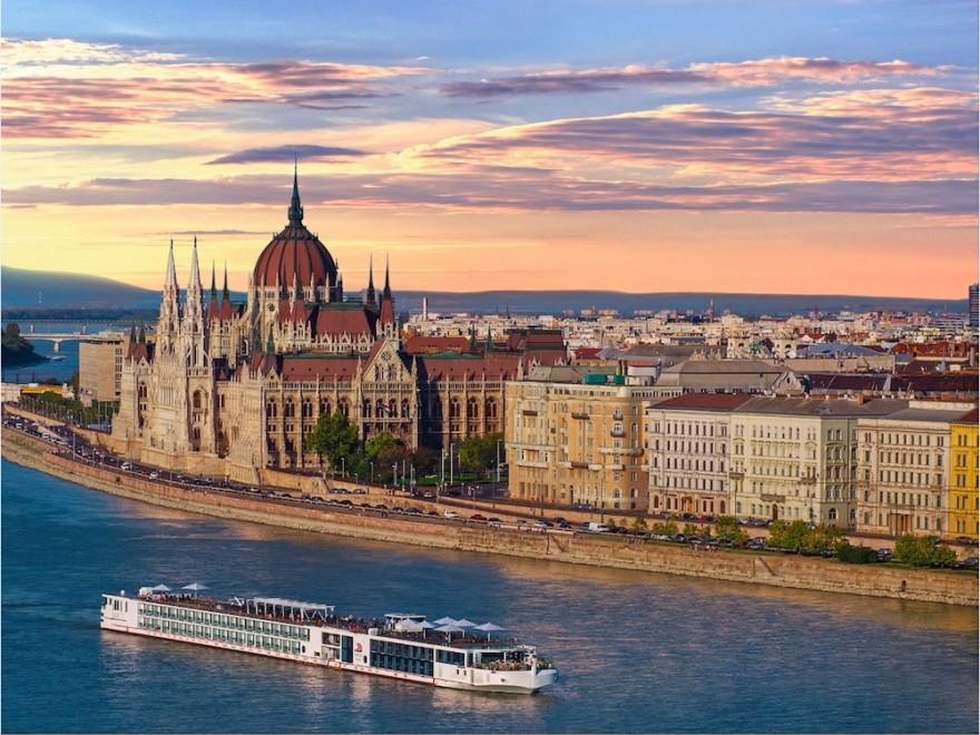 藍色多瑙河&中歐古堡之旅11 天 2020