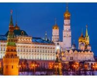 俄羅斯風情金環小鎮、雙首都高鐵9日遊-2019