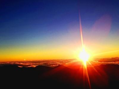 BHM1-希洛出發-夏威夷大島冒納凱亞雪山登頂觀星與日落之旅