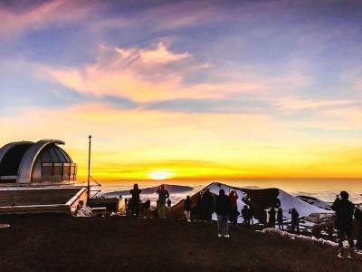 BKM1-柯納出發-夏威夷大島冒納凱亞雪山登頂觀星與日落之旅