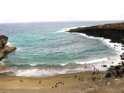 BIH1C 大島東, 南, 西岸 (黑, 綠, 白沙灘) 一日遊