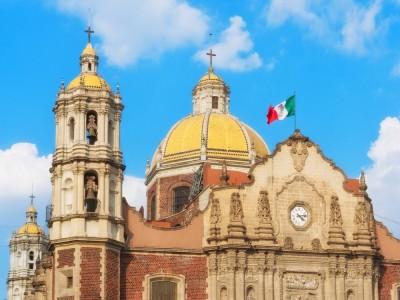 5天4夜 墨西哥城精華遊