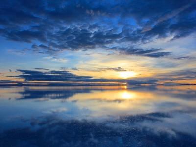 4天3夜中文玻利維亞天空之鏡--A線