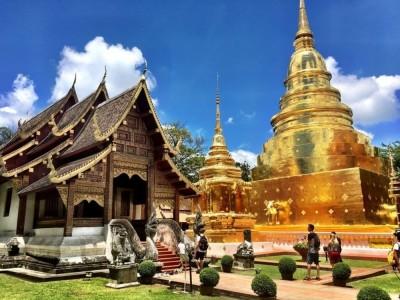 泰國雙城•清邁、清萊、金三角4日遊-2019