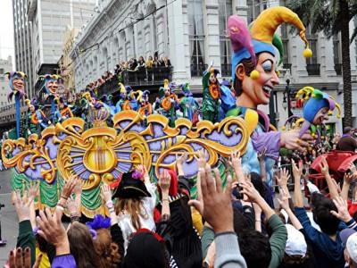 新奧爾良狂歡節 3日遊(達拉斯本地出發)