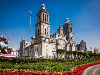 5天4夜 墨西哥城精华游