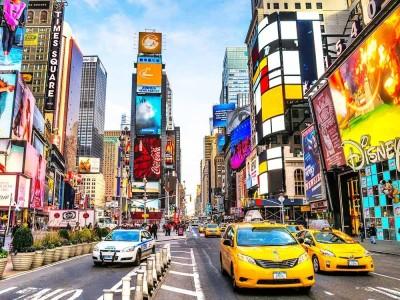 紐約+費城+華府+尼亞加拉瀑布+波士頓 X自選9日遊