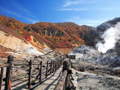 日本北海道+東北風情10天8夜 (5~10月)