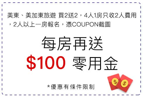 travel coupon